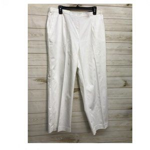 Size 16W Alfred Dunner Proportioned Short Pants